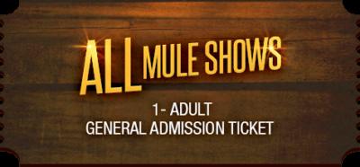 Mule Days_Ticket