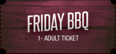 Mule Days Ticket BBQ Bishop CA