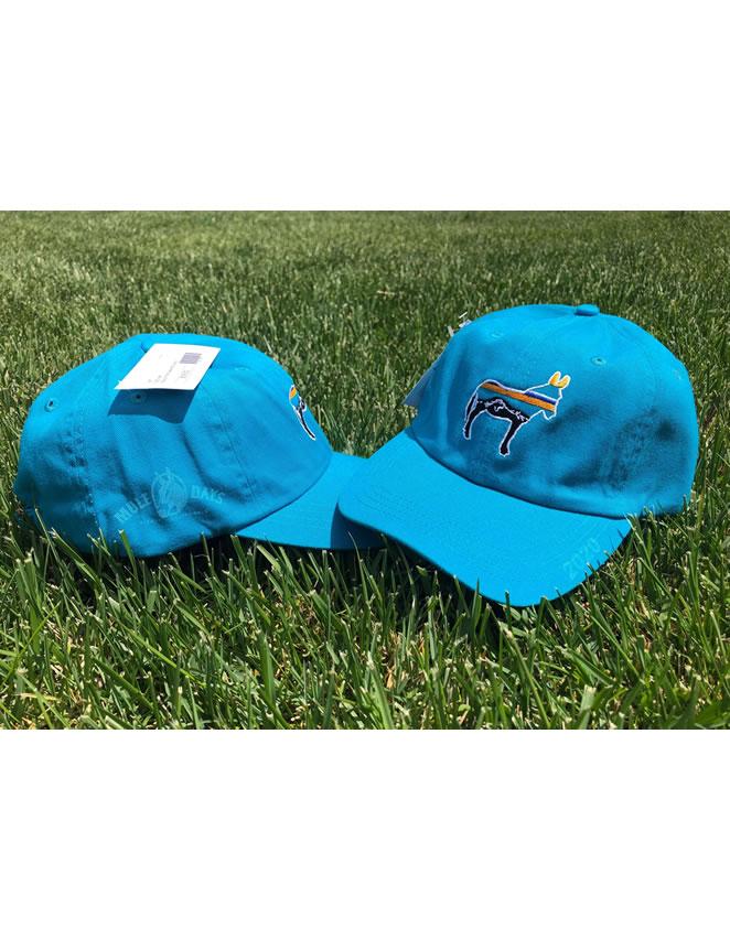Mule Days Baseball Hat - Sapphire